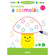 Ceruzaforgató - Gyerekjáték a számolás 4-5 éveseknek (Foglalkoztató)