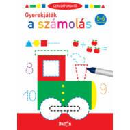 Ceruzaforgató - Gyerekjáték a számolás 5-6 éveseknek (Foglalkoztató)