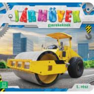 Járművek gyerekeknek 1. rész (Lapozó)