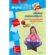 Játékos matematika 2. - Matematikai gondolkodást fejlesztő feladatok /MiniLÜK (LÜK)