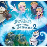 Jégvarázs: Anna és Elza - Új történetek 2. (Disney)
