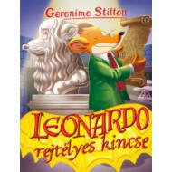 Leonardo rejtélyes kincse (Geronimo Stilton)