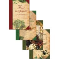 Házi receptjeim /4 féle borítóval (Válogatás)