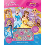 Disney Hercegnők: Mesélj képekkel (Disney)