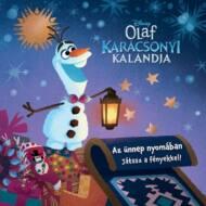 Olaf karácsonyi kalandja: Az ünnep nyomában - Játssz a fényekkel!