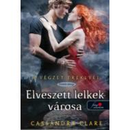 Elveszett lelkek városa - A végzet ereklyéi 5. /Puha (Cassandra Clare)