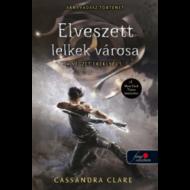 Elveszett lelkek városa - A végzet ereklyéi 5. /Új boritó (Cassandra Clare)