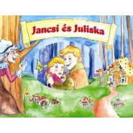 Jancsi és Juliska /Leporelló (Lapozó)