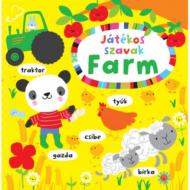 Játékos szavak - Farm (Stella Baggott)