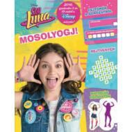 Soy Luna - Mosolyogj! /Fejtörők a sorozatról (Foglalkoztató)