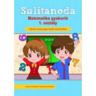Sulitanoda - Matematika gyakorló 1. osztályosok részére (Foglalkoztató)