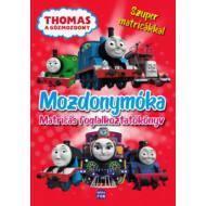 Thomas a gőzmozdony: Mennyi az idő, Thomas? - Óráskönyv (Foglalkoztató)