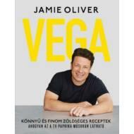 Vega - Finom és könnyű zöldséges receptek (Jamie Oliver)