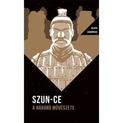 A háború művészete - Helikon zsebkönyvek 7. (Szun-Ce)
