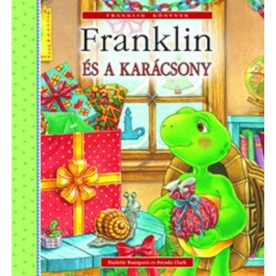 Franklin és a karácsony §K (Paulette Bourgeois)