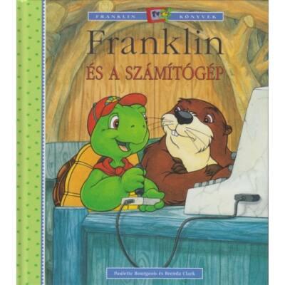Franklin és a számítógép (Paulette Bourgeois)