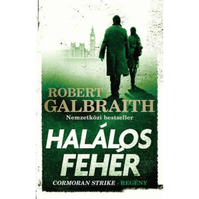 Halálos fehér (Robert Galbraith (J. K. Rowling))