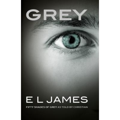 Grey - A szürke ötven árnyalata Christian szerint (E. L. James)