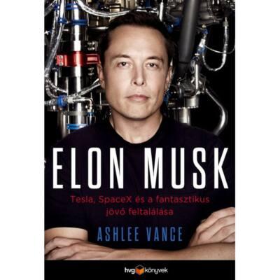 Elon Musk (Ashlee Vance)