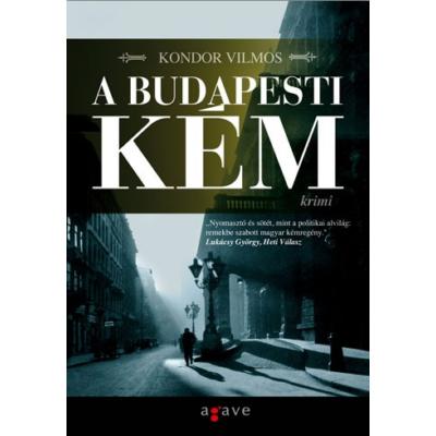 A budapesti kém - Gordon Zsigmond sorozat 3.