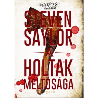 A holtak méltósága (Steven Saylor)
