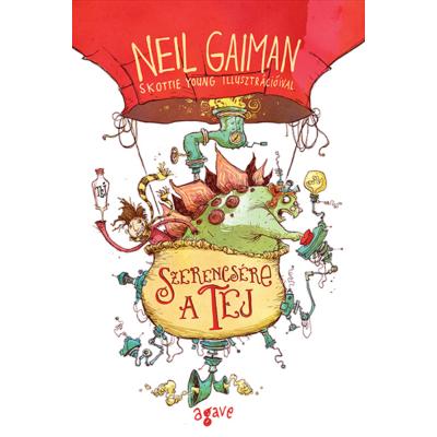 Neil Gaiman: Szerencsére a tej
