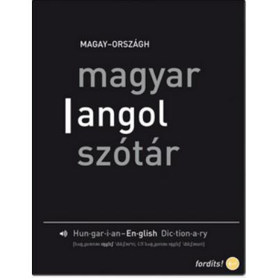 Magyar-angol szótár + net + e-szótár - Új kiadás
