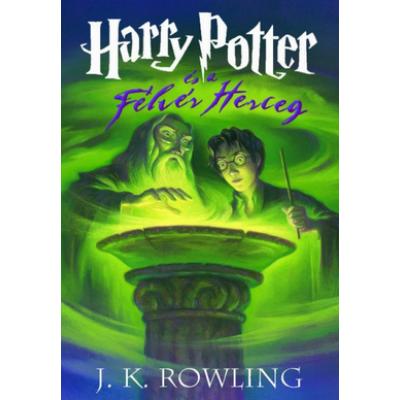 Harry Potter és a félvér herceg 6. /Kemény (J. K. Rowling)