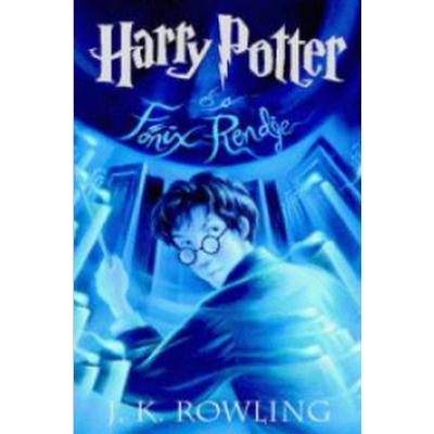 J. K. Rowling: Harry Potter és a Főnix Rendje - 5. könyv