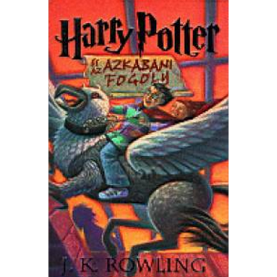 J. K. Rowling: Harry Potter és az azkabani fogoly - 3. könyv