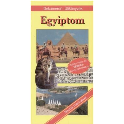 Egyiptom - Dekameron Útikönyvek