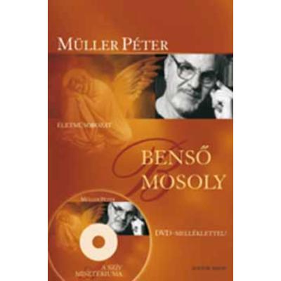 Müller Péter: Benső mosoly - DVD-melléklettel