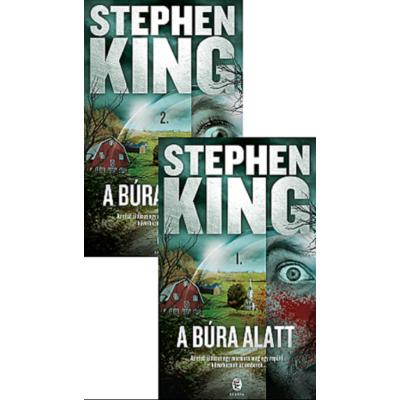 Stephen King: A búra alatt 1-2.