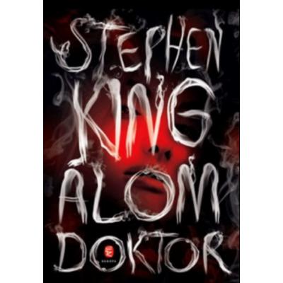 Stephen King: Álom doktor (kemény-fedelű)