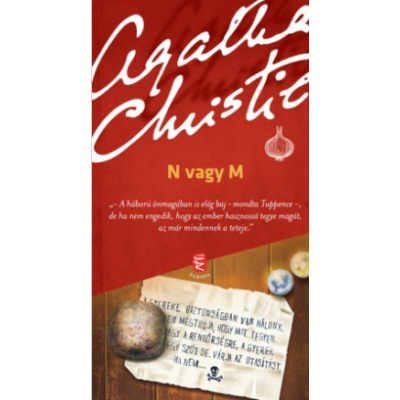 N vagy M (Agatha Christie)