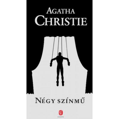 Négy színmű - Az egérfogó - A vád tanúja - Ítélet – Pókháló (Agatha Christie)