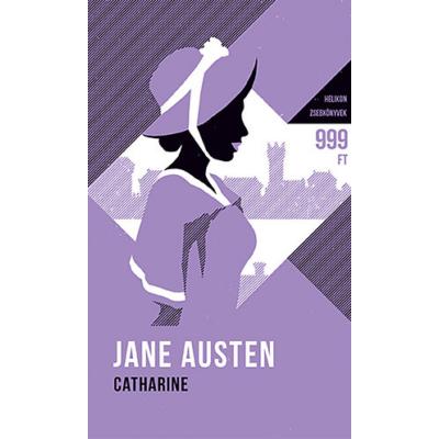 Catharine - Helikon zsebkönyvek 14. (Jane Austen)