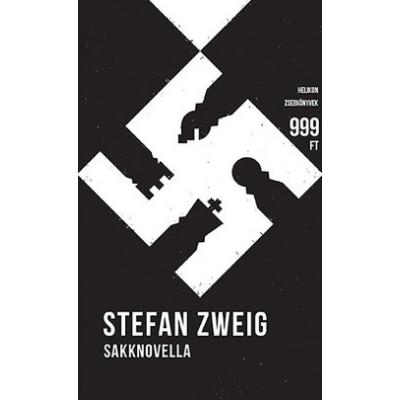Sakknovella - Helikon zsebkönyvek 19. (Stefan Zweig)