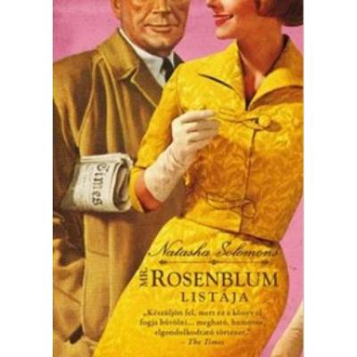Mr. Rosenblum listája (Natasha Solomons)