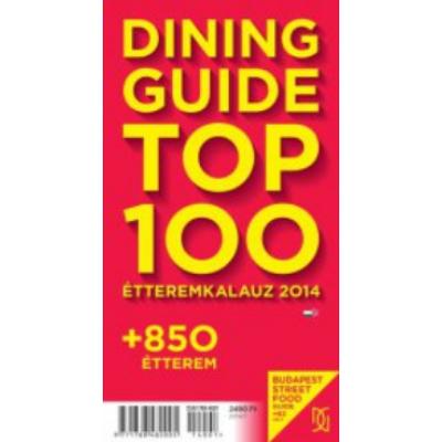 Dining Guide étteremkalauz 2014 + 850 étterem
