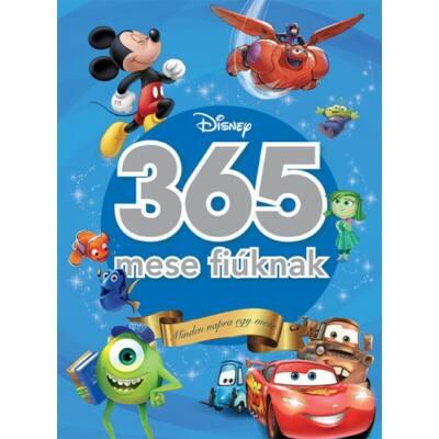 365 mese fiúknak - Disney - Minden napra egy mese