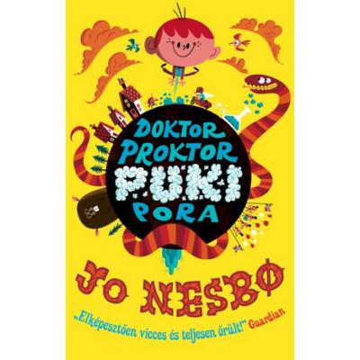 Jo Nesbo: Doktor Proktor pukipora