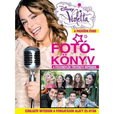 Violetta - Fotókönyv - A második évad