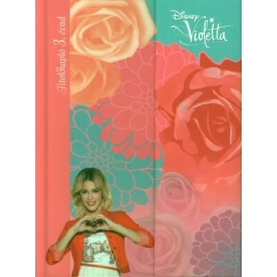 Violetta - Titoknapló 3. évad