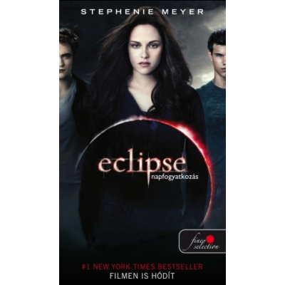 Eclipse – Napfogyatkozás (Twilight saga 3. zsebkönyv)