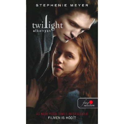 Twilight – Alkonyat (Twilight saga 1. zsebkönyv)