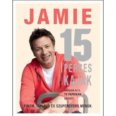 15 perces kaják (Jamie Oliver)