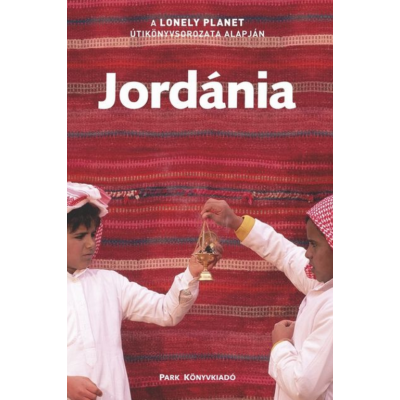 Jordánia (Lonely Planet)