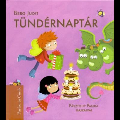 Tündérnaptár /Panka és Csiribiri 4. (6. kiadás) (Berg Judit)