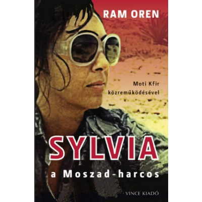Sylvia, a Moszad-harcos